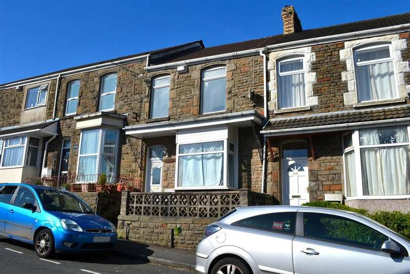 3 Bedrooms Terraced House for sale in Stanley Terrace, Swansea