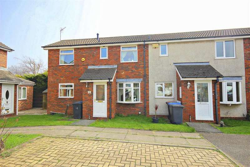 2 Bedrooms End Of Terrace House for sale in Woodhall Close, Ouston, Chester Le Street