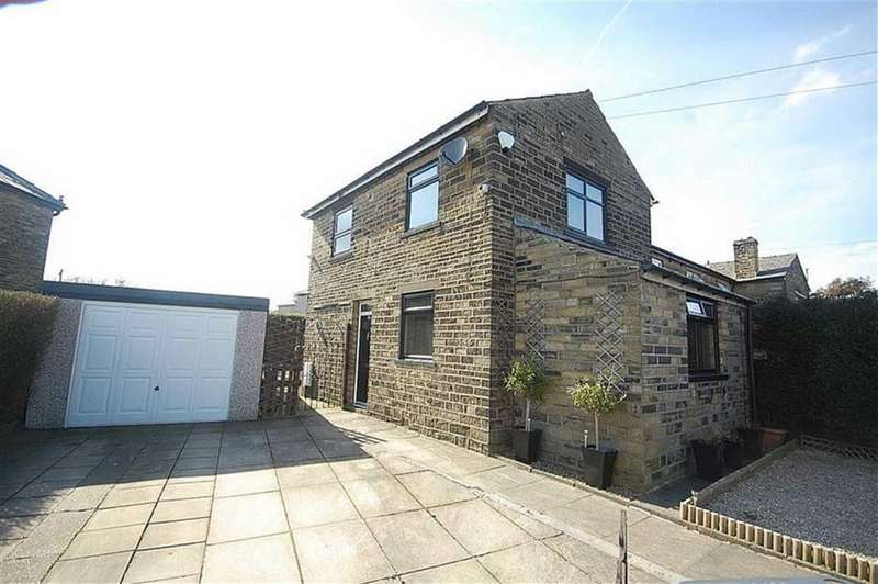 2 Bedrooms End Of Terrace House for sale in Sandhall Green, Halifax, HX2