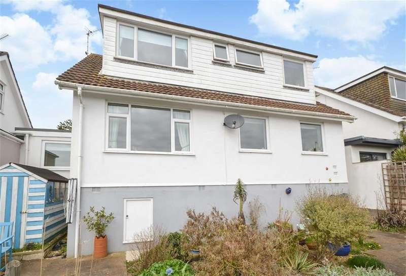3 Bedrooms Detached House for sale in Higher Polsue Way, Tresillan, Truro, Cornwall, TR2