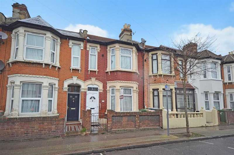 3 Bedrooms Terraced House for sale in Shelley Avenue, Manor Park