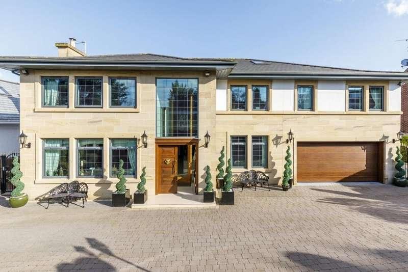 6 Bedrooms Detached Villa House for sale in Millford, Burnside Road, Whitecraigs, G46 6TT