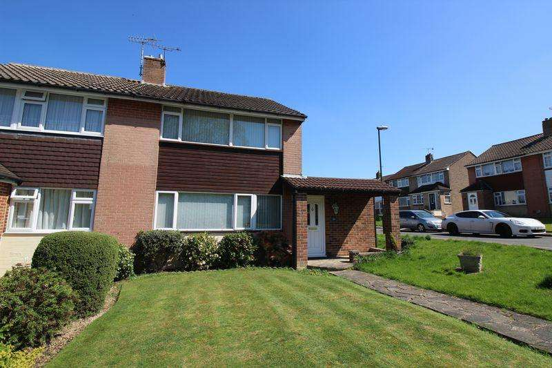3 Bedrooms Semi Detached House for sale in Filbert Crescent, Crawley