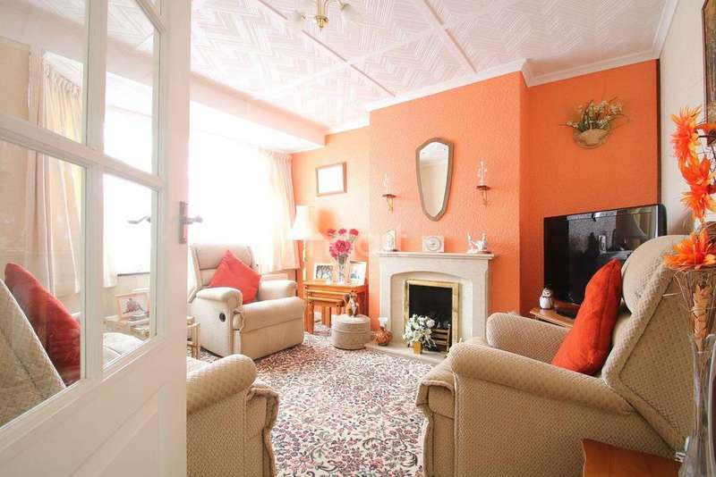 2 Bedrooms Terraced House for sale in Holmside Avenue, Halfway