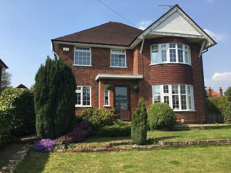 4 Bedrooms Detached House for sale in Valley Road, IPSWICH, IP1