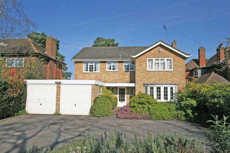 5 Bedrooms Detached House for sale in Crown Lane, Farnham Royal, Buckinghamshire SL2