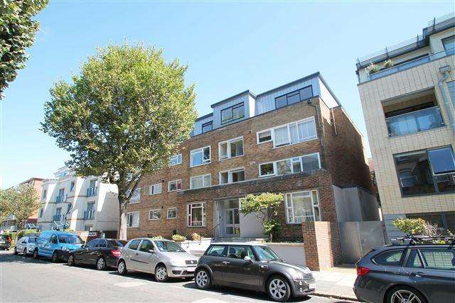 2 Bedrooms Flat for sale in Salisbury Road, Hove