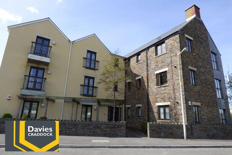 1 Bedroom Flat for rent in Chandlers Yard, Burry Port, SA16