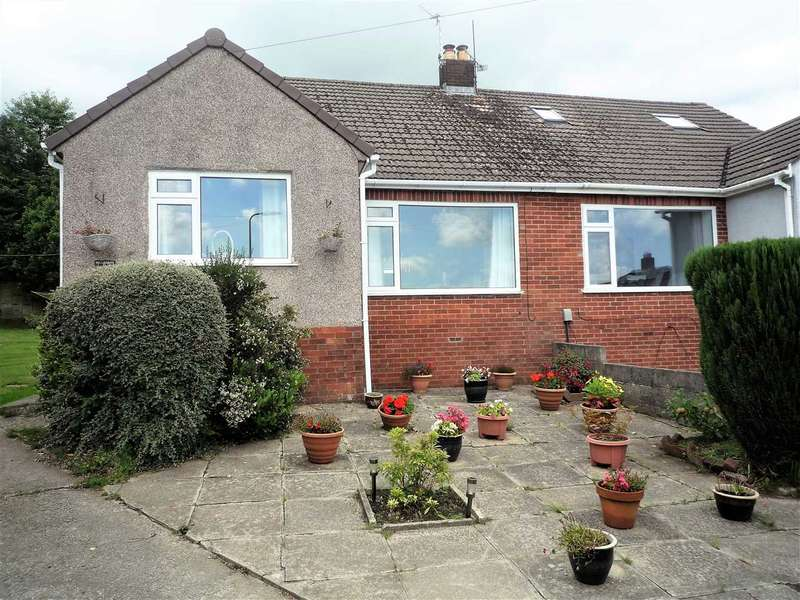 2 Bedrooms Bungalow for sale in Clos y Graig, Rhiwbina, Cardiff