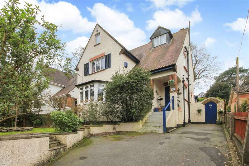 5 Bedrooms Detached House for sale in Bournemouth Road, Poole