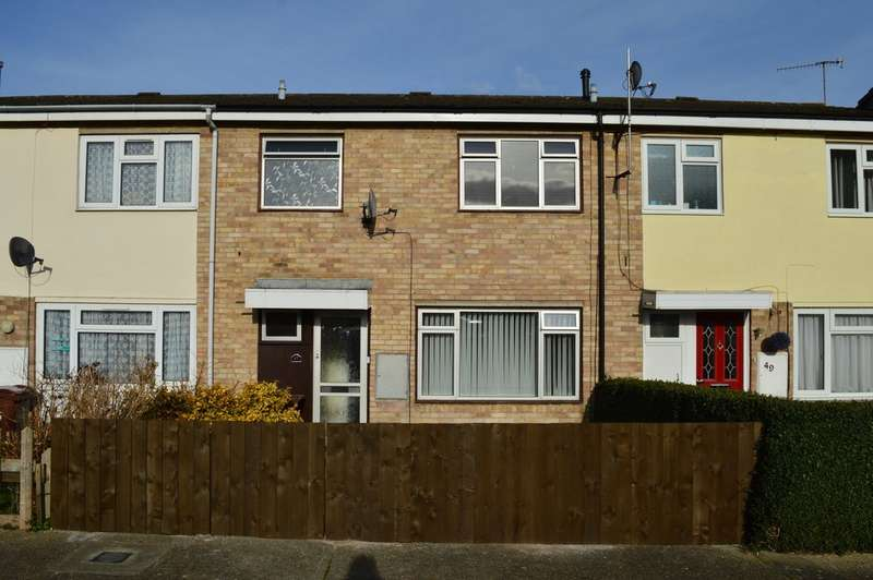 3 Bedrooms Terraced House for rent in Henry Street, Chatham ME4