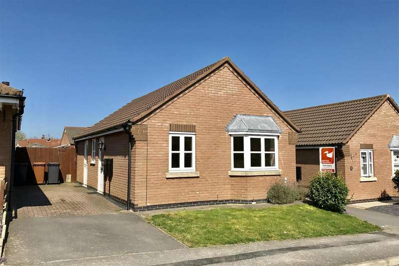 2 Bedrooms Property for sale in Cowslip Drive, Melton Mowbray
