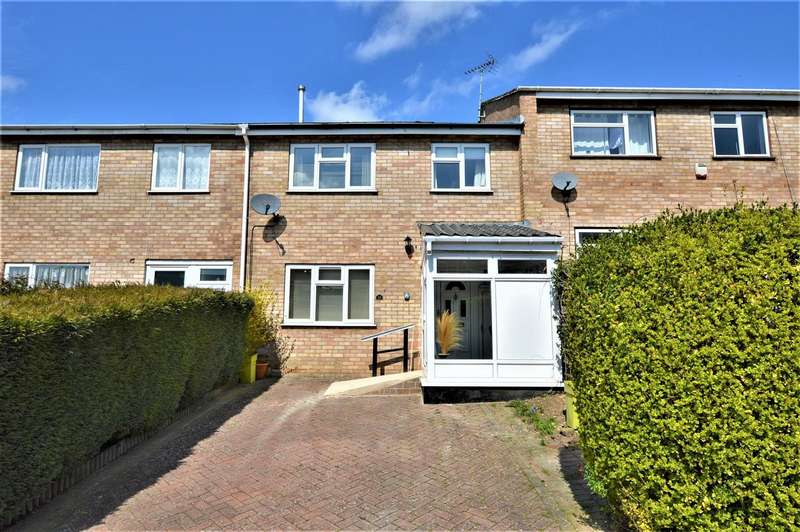 3 Bedrooms Terraced House for sale in Trinity Road, Stamford