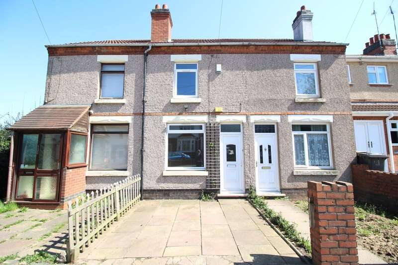 2 Bedrooms Terraced House for sale in Royal Oak Lane, Coventry, CV7