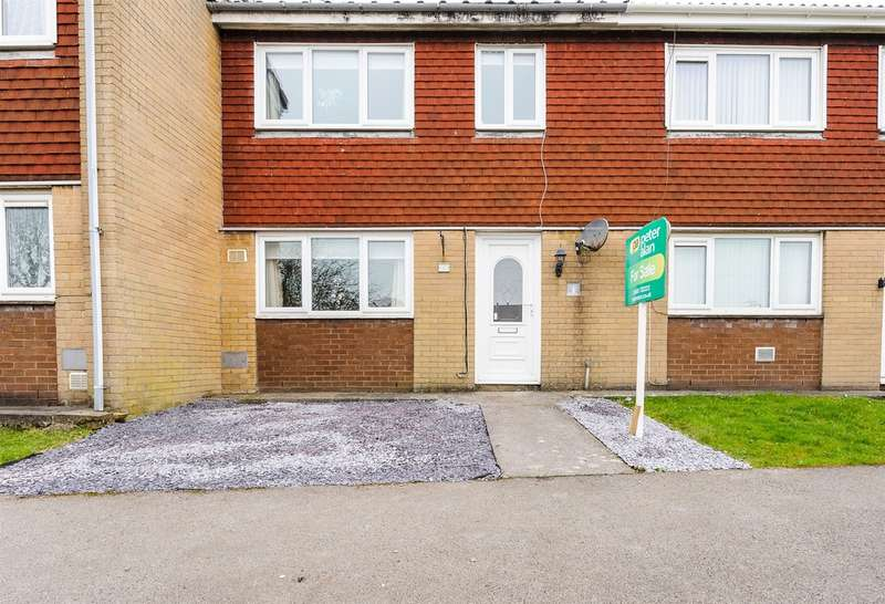 2 Bedrooms Terraced House for sale in Penlan View, Ynysfach, Merthyr Tydfil