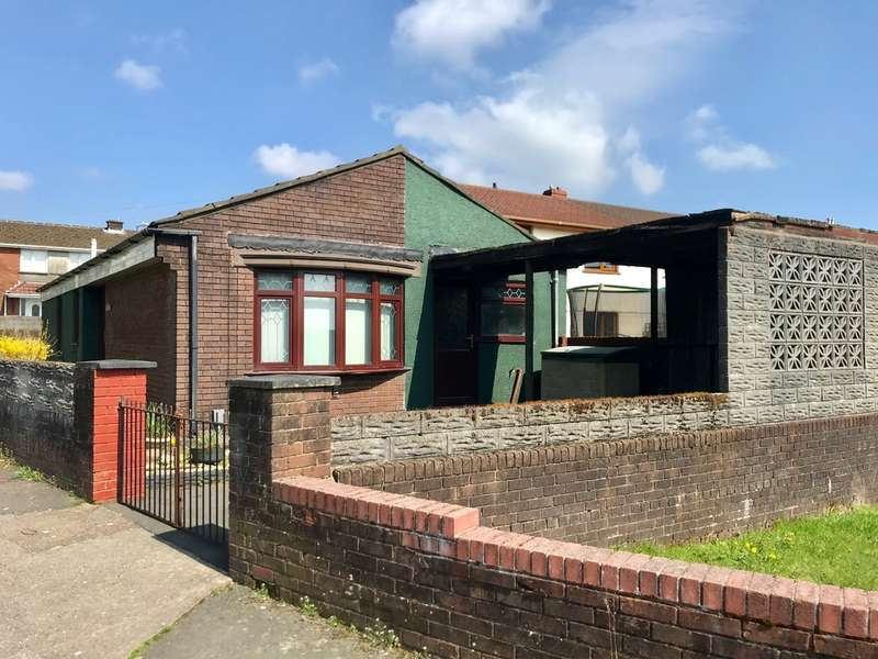 3 Bedrooms Detached Bungalow for sale in March Hywel, Cilfrew, Neath