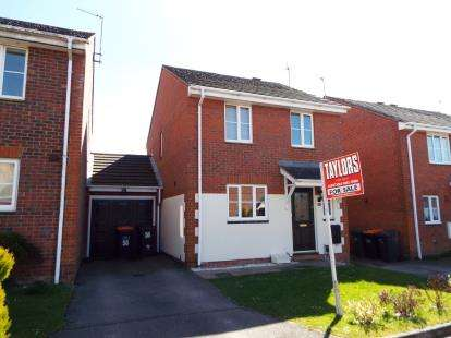 3 Bedrooms Link Detached House for sale in Coopers Way, Houghton Regis, Dunstable, Bedfordshire