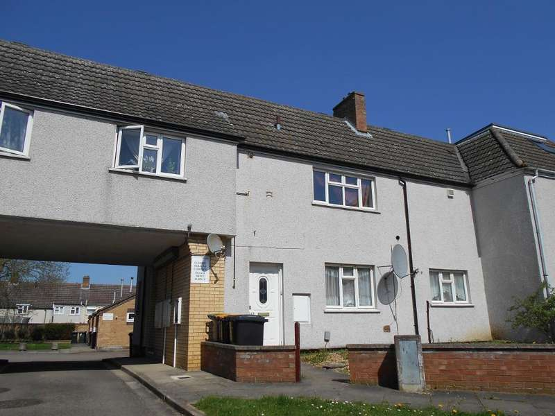 2 Bedrooms Maisonette Flat for sale in Kelvin Avenue, Bedford, Bedfordshire, MK42 9SA