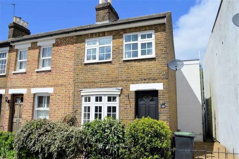 3 Bedrooms End Of Terrace House for rent in High Street, Epping