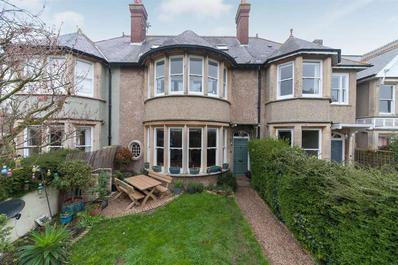 4 Bedrooms Terraced House for sale in Manor Road, St. Nicholas At Wade