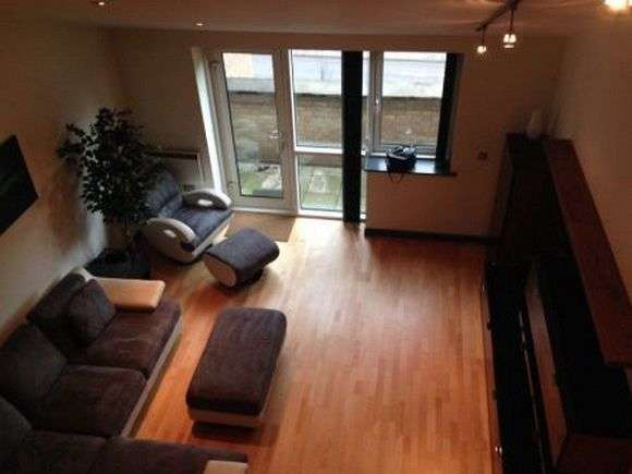 2 Bedrooms Flat for rent in Draymans Court, Wards Brewery, Ecclesall Road, Sheffield
