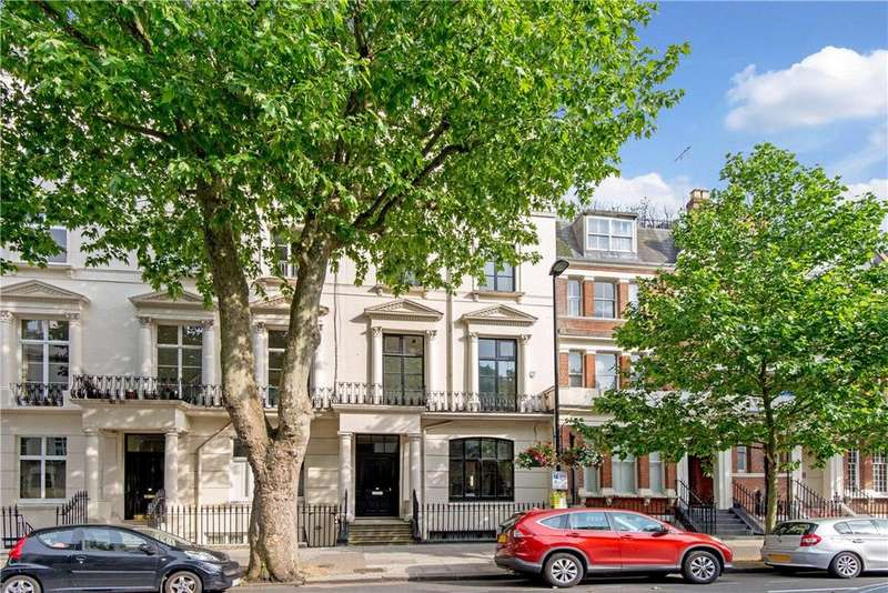 5 Bedrooms Flat for sale in Sutherland Avenue, Maida Vale, London, W9