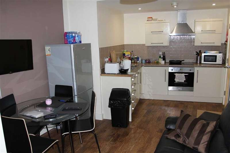 2 Bedrooms Apartment Flat for sale in Charles Street, Leicester