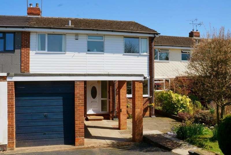 4 Bedrooms Semi Detached House for sale in Hansell Drive, Dorridge