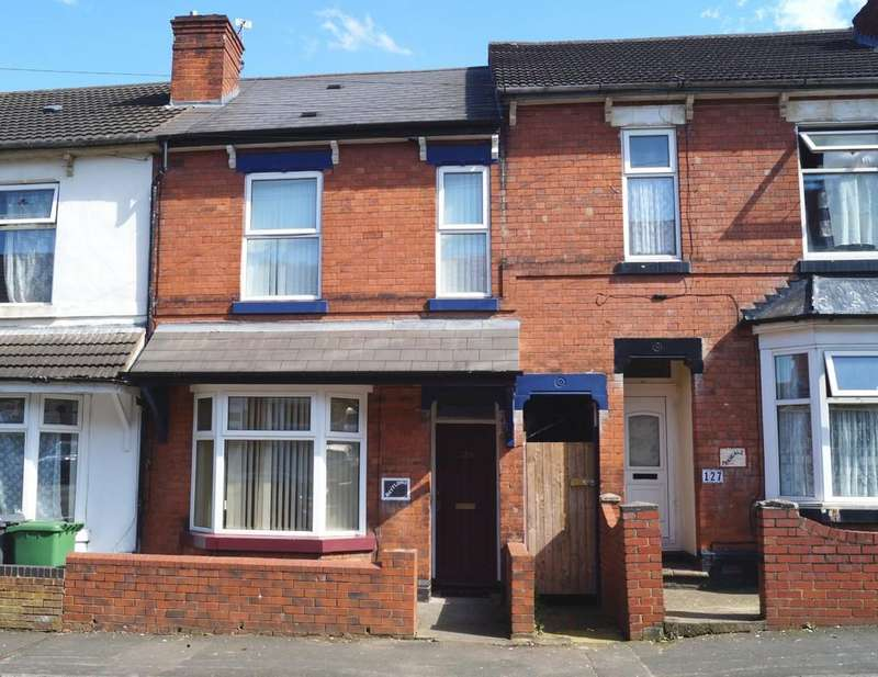 4 Bedrooms Terraced House for sale in Park Street South, Blakenhall