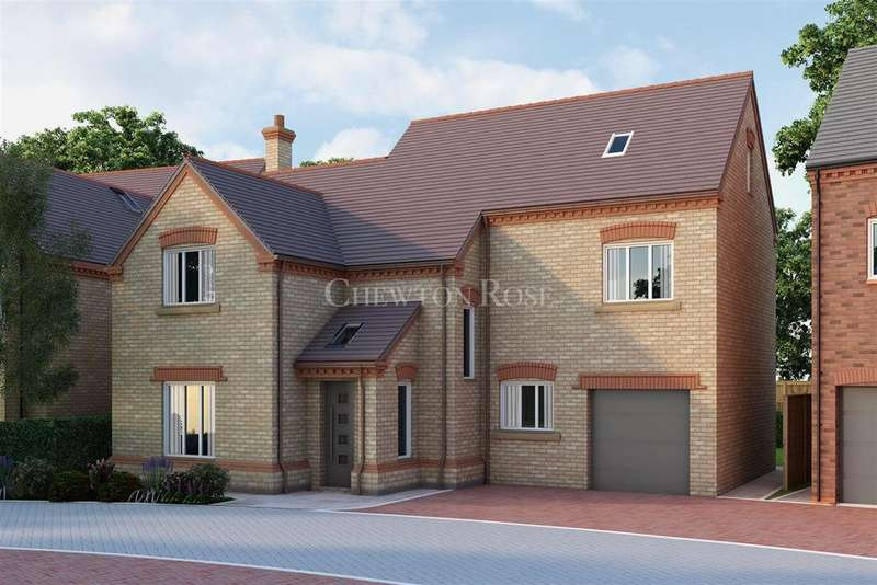 6 Bedrooms Detached House for sale in Chellaston, Derby, Derbyshire