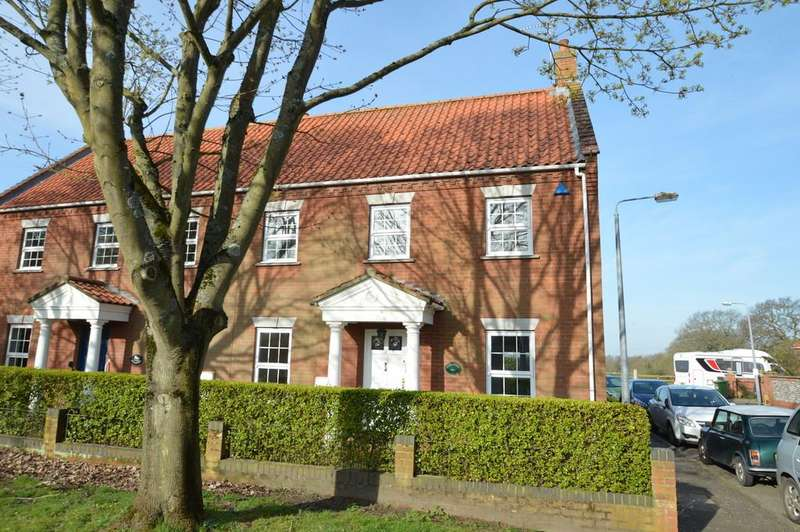 2 Bedrooms Semi Detached House for sale in Holt