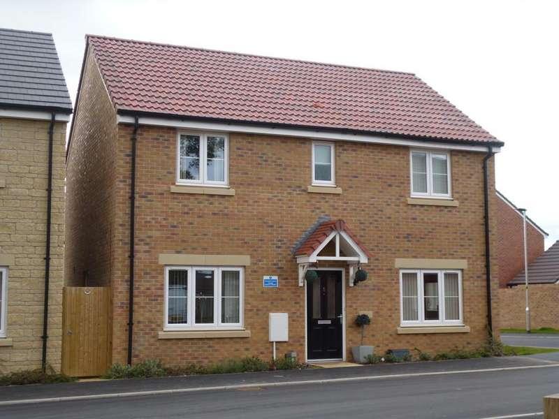 4 Bedrooms Detached House for rent in NOCTULE AVENUE, TROWBRIDGE