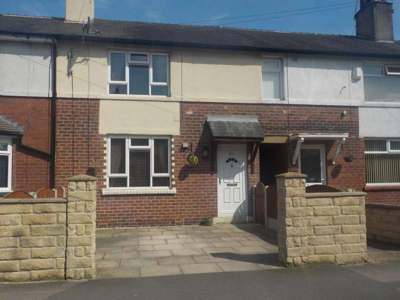 2 Bedrooms Town House for sale in Ealand Road, Batley