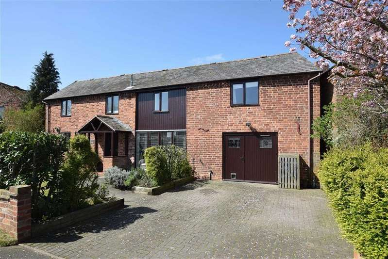 4 Bedrooms Barn Conversion Character Property for sale in Astley Court, Astley, Shrewsbury