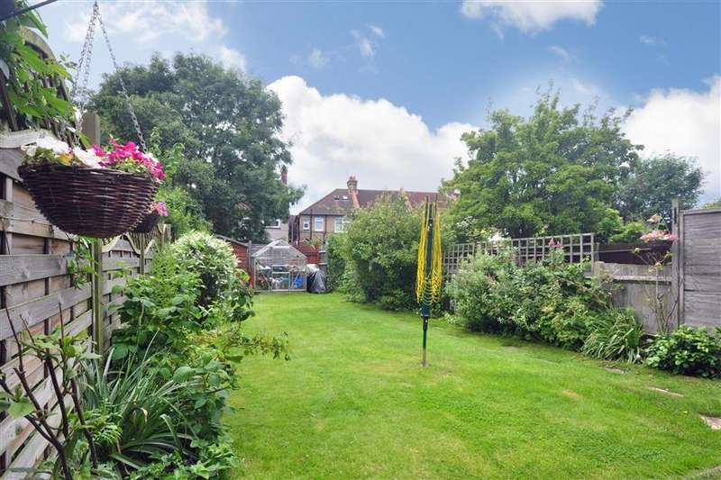 3 Bedrooms Terraced House for sale in Parkview Road, Croydon, Surrey