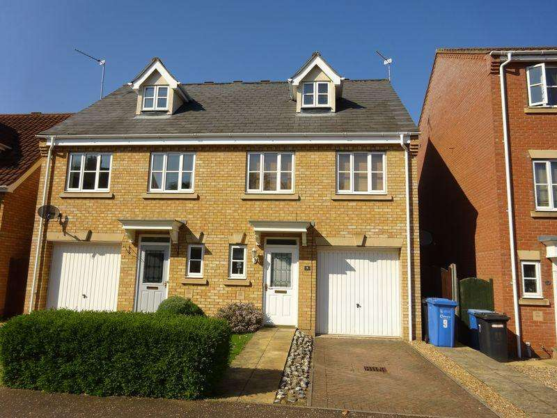 3 Bedrooms House for sale in Stirling Road, Norwich