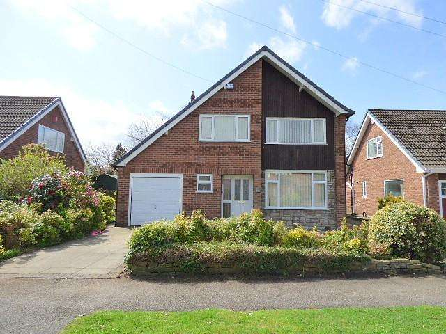4 Bedrooms Detached House for sale in Wellfield Road, Culcheth, Warrington
