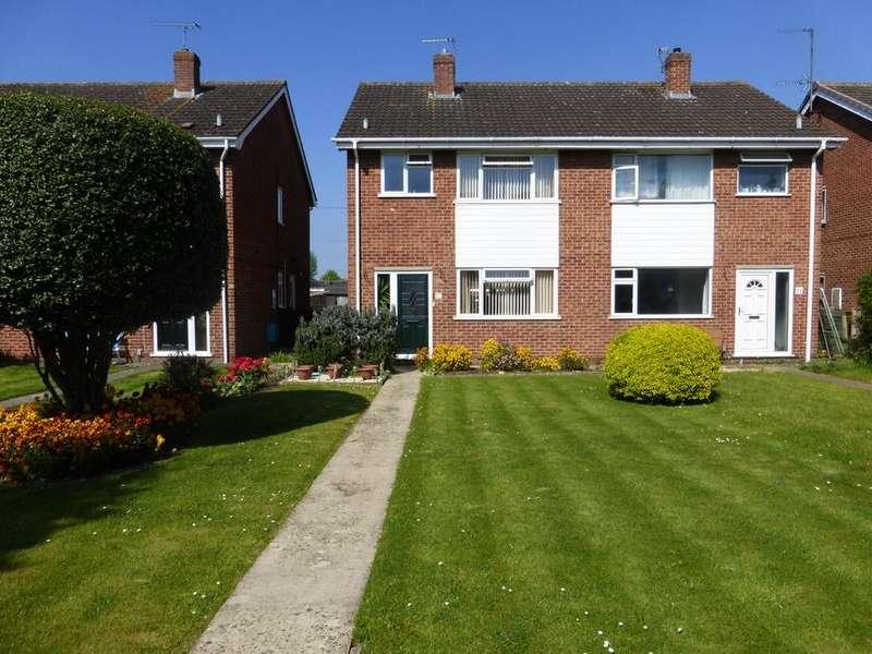 3 Bedrooms Semi Detached House for sale in Mandeville Close, Longlevens, Gloucester, GL2