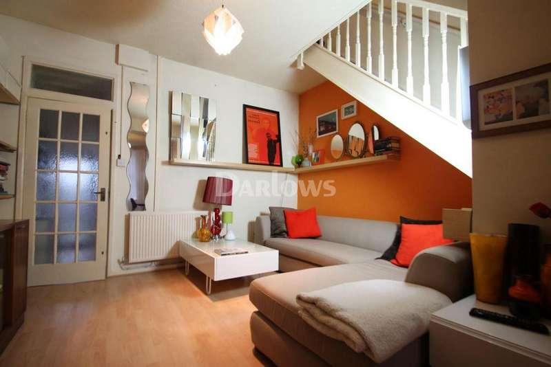 2 Bedrooms Terraced House for sale in Craddock Street, Riverside