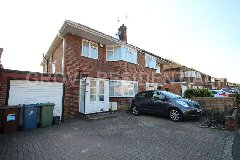 4 Bedrooms Semi Detached House for sale in Merrion Avenue, Stanmore, Greater London. HA7 4RU