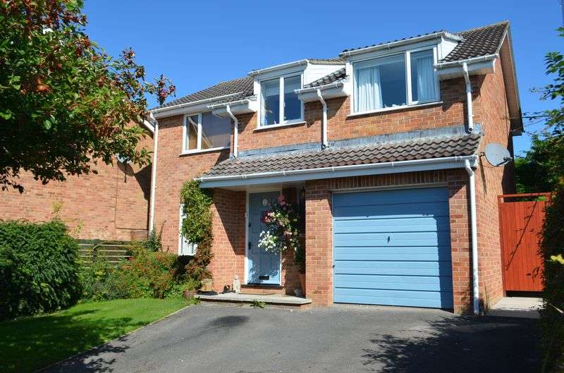 4 Bedrooms Property for sale in Abbey Meads, Glastonbury