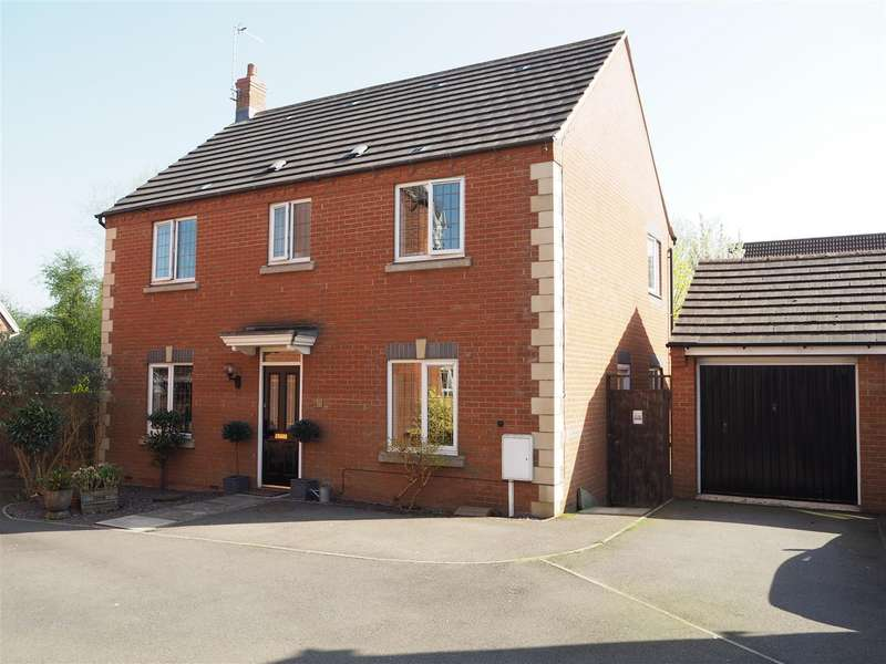 4 Bedrooms Property for sale in Syerston Way, Coddington, Newark