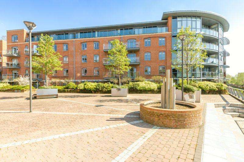 2 Bedrooms Apartment Flat for sale in Foundry House, Walton Well Road, Oxford