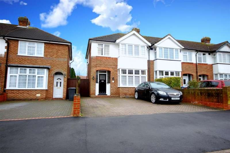 3 Bedrooms End Of Terrace House for sale in Birchwood, Hatfield