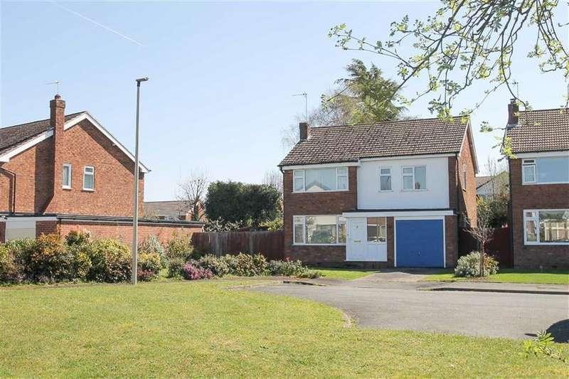 4 Bedrooms Detached House for sale in Sandown Crescent, Sandiway
