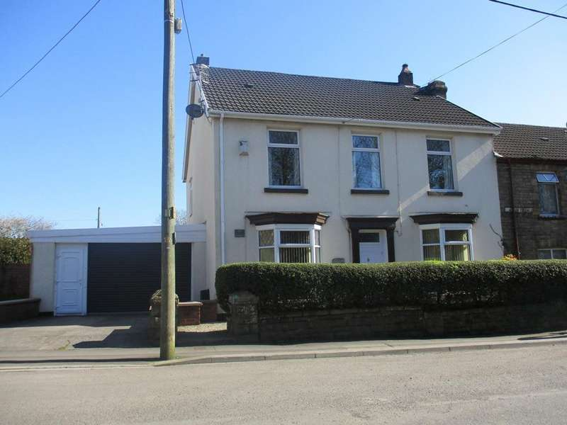 4 Bedrooms End Of Terrace House for sale in Windsor Terrace, Abernant, Aberdare