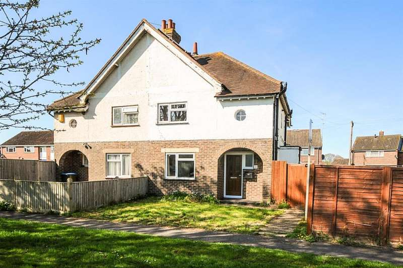 3 Bedrooms Semi Detached House for sale in Barnett Close, Eastergate