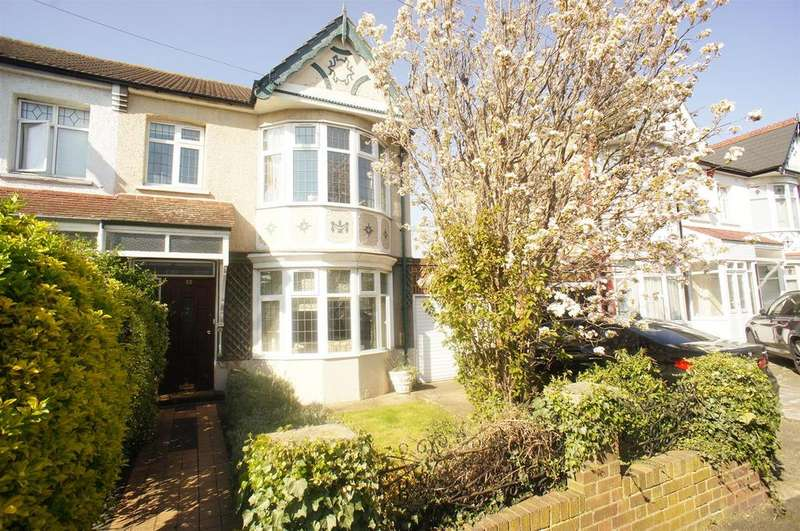 3 Bedrooms End Of Terrace House for sale in Rowden Road, London