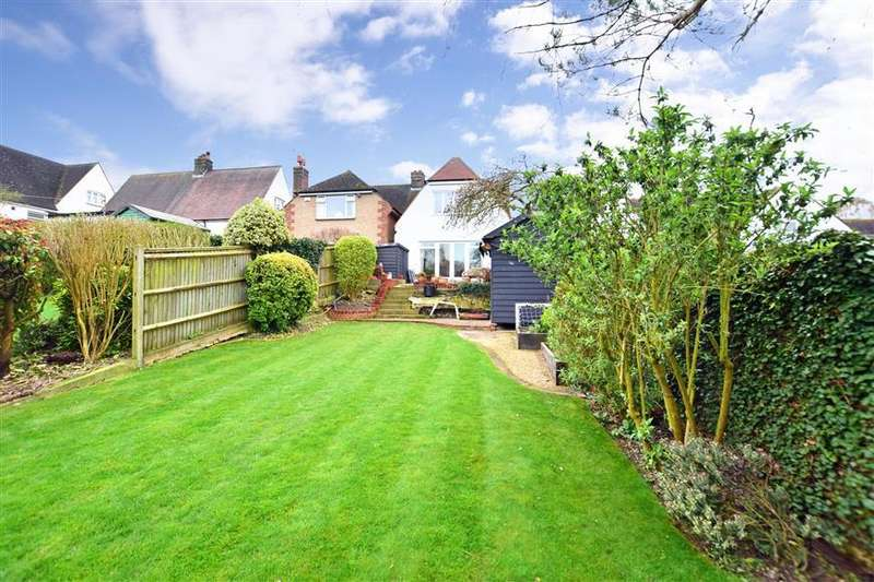 3 Bedrooms Semi Detached House for sale in Bower Lane, Eynsford, Kent