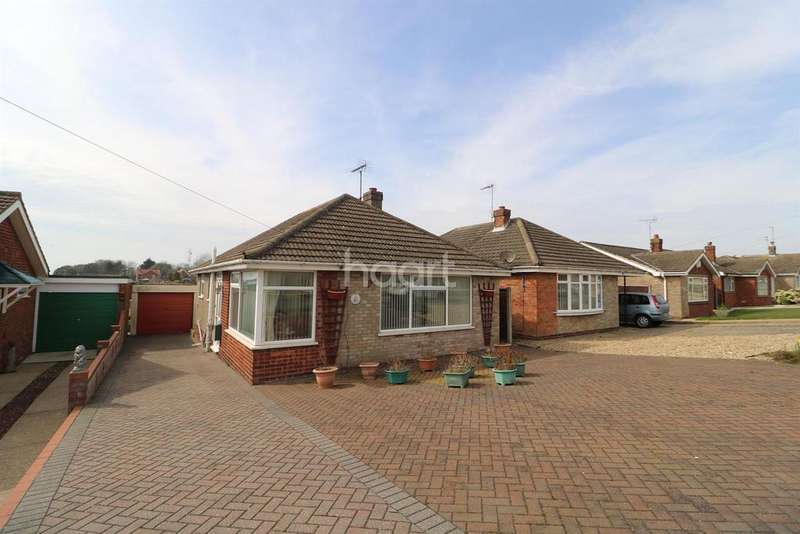 2 Bedrooms Bungalow for sale in Claydon Drive, Lowestoft